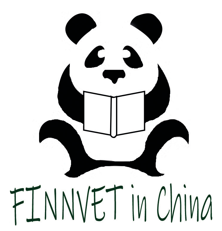 FinnVET in China logo